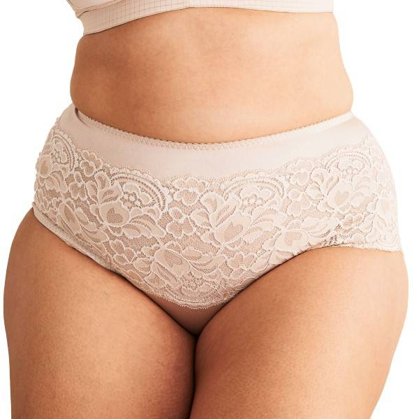 Swegmark Grace Girdle - Beige  - Size: 21180 - Color: Beige