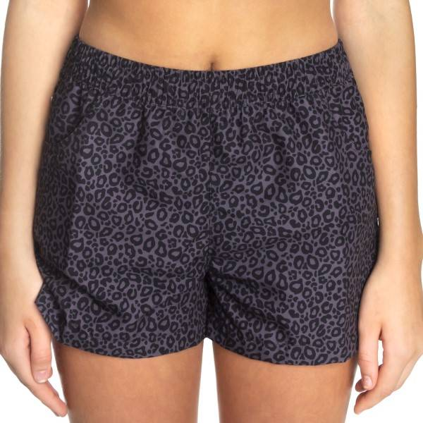 Panos Emporio Panthera Lucca Shorts - Black/Grey * Kampanja *  - Size: 20705 - Color: musta/harm