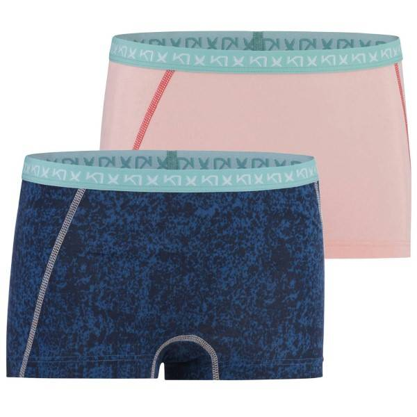 Kari Traa Dekorativ Hipster - Blue/Pink  - Size: 611144 - Color: sin/vaaleanpun