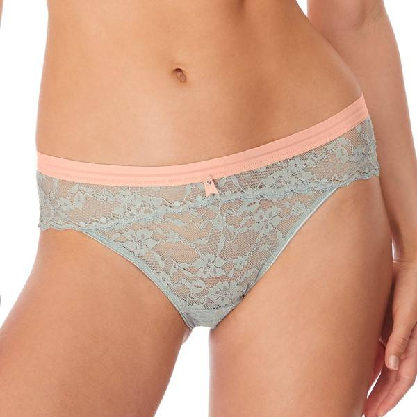 Freya Offbeat Brief - Grey  - Color: harmaa