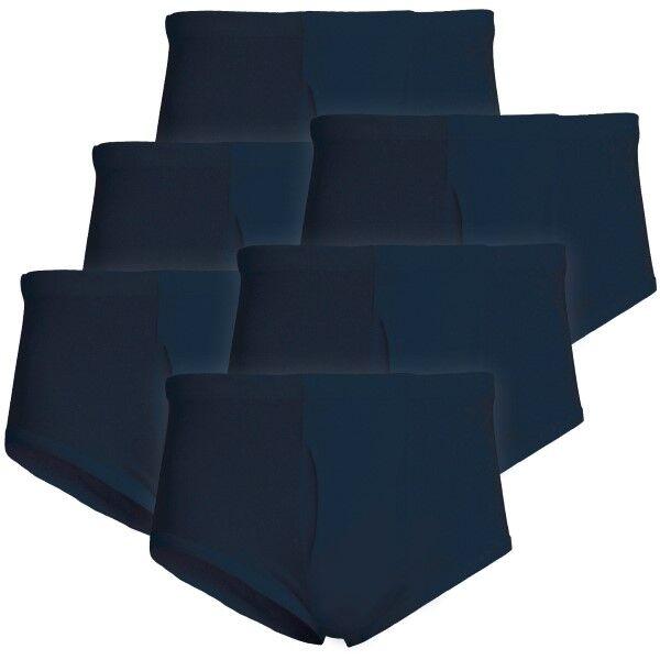 Resteröds 6 pakkaus Alushousut 7150-09 - Navy-2 * Kampanja *  - Size: 7150-09 - Color: Merensininen