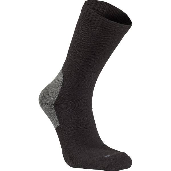 Seger Trekking Mid - Black  - Size: 6018015 - Color: musta