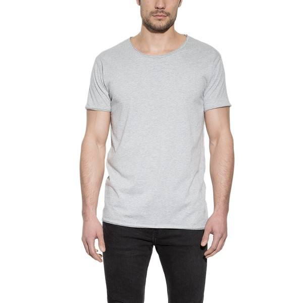 Bread & Boxers Bread and Boxers Crew Neck Relaxed - Grey  - Size: 103303 - Color: harmaa
