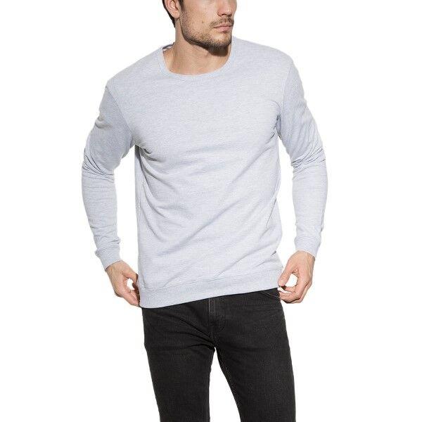 Bread & Boxers Bread and Boxers Sweatshirt - Grey  - Size: 414103 - Color: harmaa