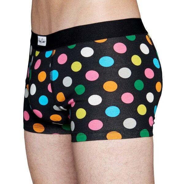 Happy Socks Big Dot Trunk - Black * Kampanja *
