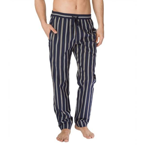 Calida Men Harry Pants - Blue Striped * Kampanja *