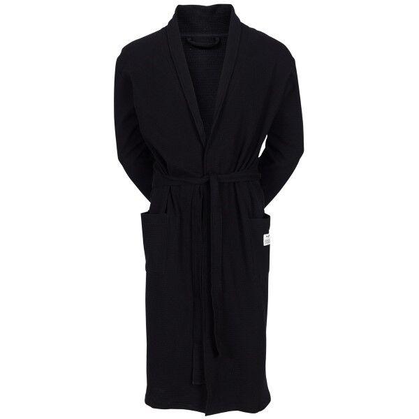 Resteröds Bath Robe - Black  - Size: 7997-94 - Color: musta