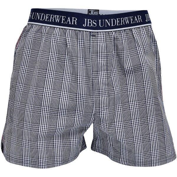 JBS Classic Boxershorts - Grey/Checked
