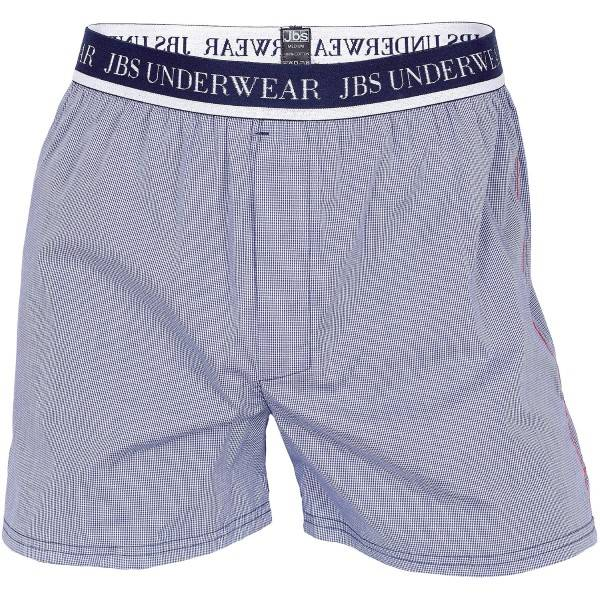 JBS Classic Boxershorts - Blue Pattern
