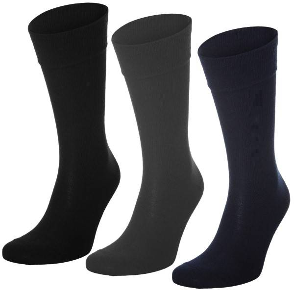 Tiger of Sweden 3 pakkaus Reigate 3 Socks - Mixed * Kampanja *  - Size: U57226015 - Color: Multi-colour