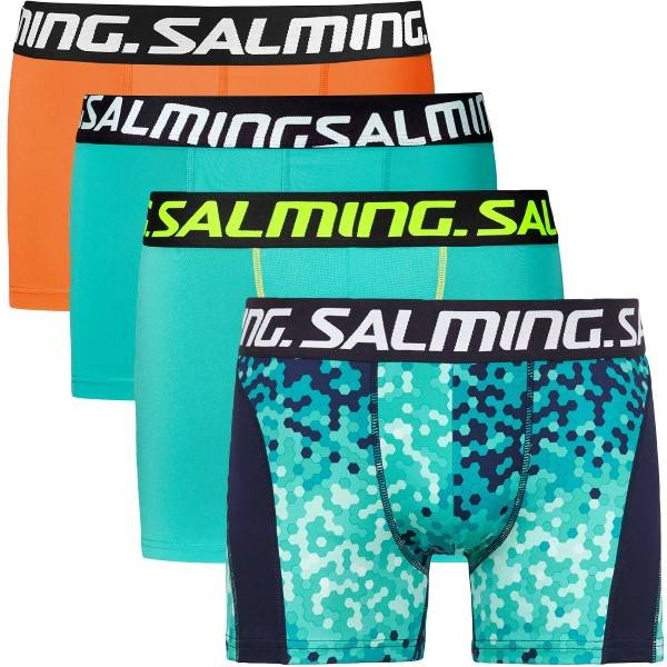 Salming 4 pakkaus Sport Boxers Mix - Mixed * Kampanja *  - Size: - - Color: Multi-colour