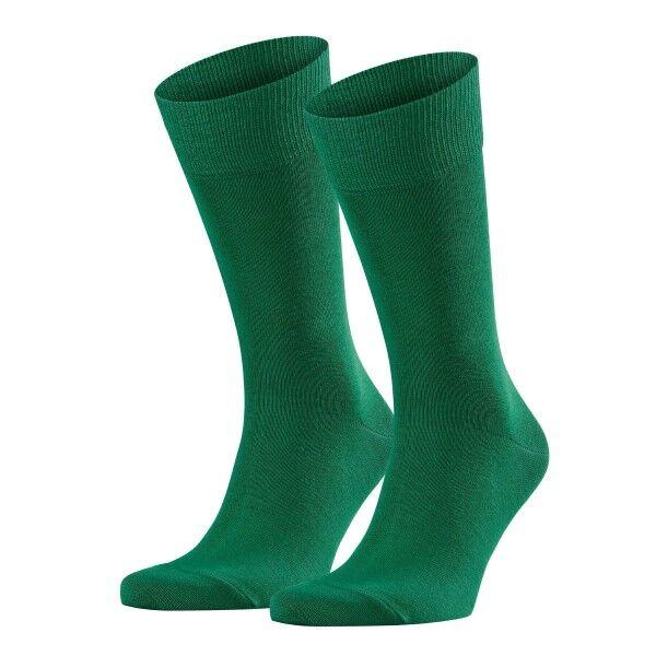 Falke 2 pakkaus Happy Socks - Green  - Size: 14610 - Color: vihreä