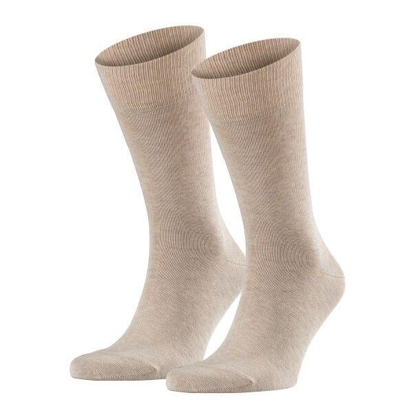 Falke 2 pakkaus Happy Socks - Sand  - Size: 14610 - Color: hiekka