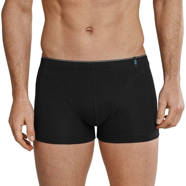 Schiesser 95-5 Shorts 3XL-6XL - Black  - Size: 205424 - Color: musta