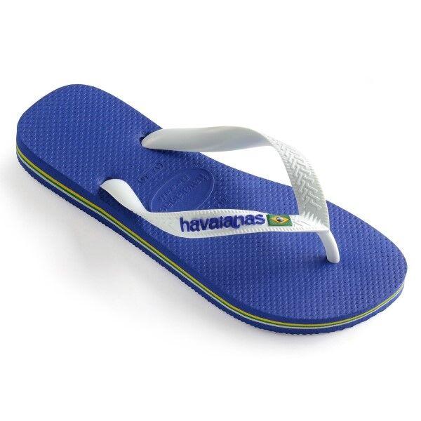 Havaianas Brasil Logo - Blue * Kampanja *