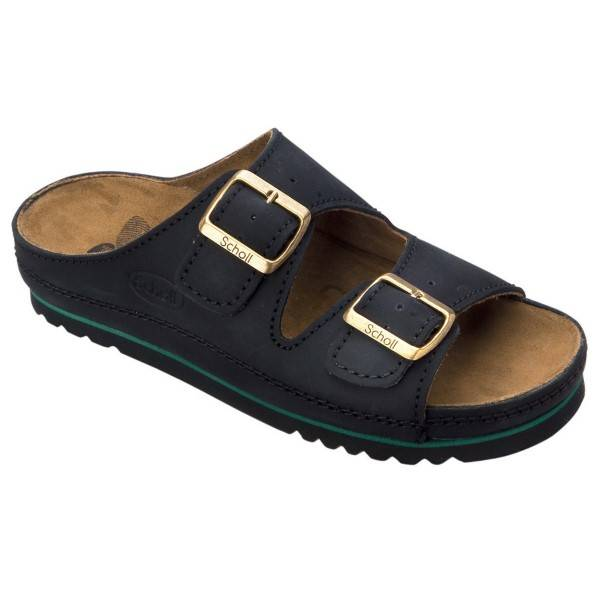 Scholl Airbase Unisex - Black  - Size: F23006 - Color: musta