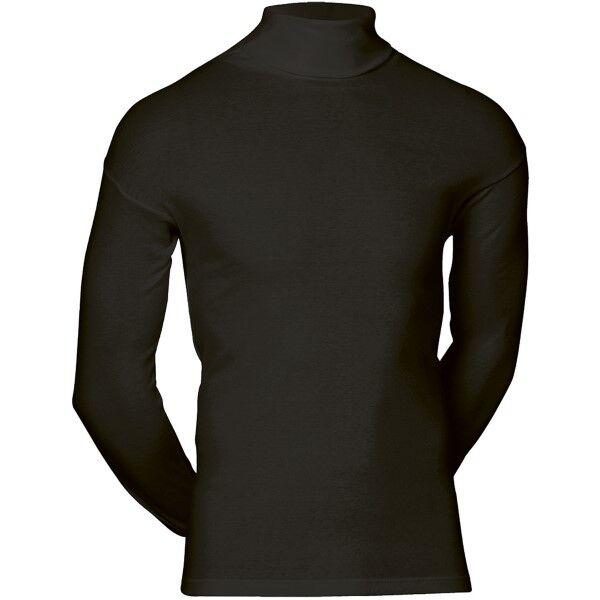 JBS Classic Roll Neck Long Sleeve - Black