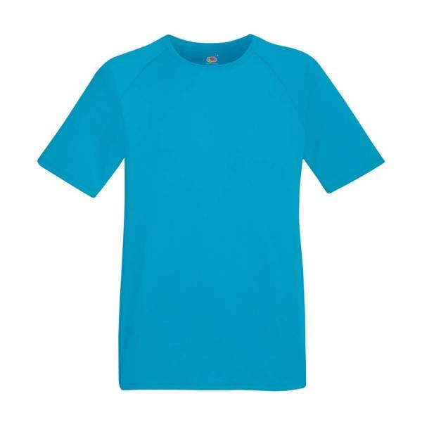 Fruit of the Loom Performance T - Blue