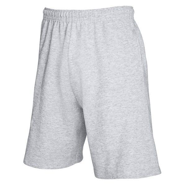 Image of Fruit of the Loom Light Weight Shorts - Greymarl