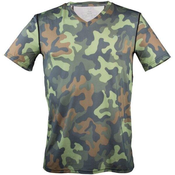 IIA Frigo 2 Mesh T-Shirt V-neck CSA - Camouflage-2