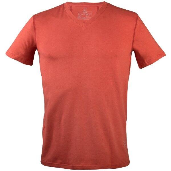 IIA Frigo 4 T-Shirt V-neck - Red