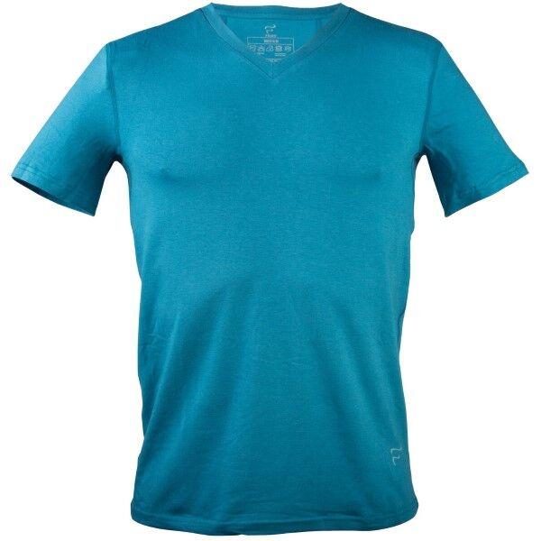 IIA Frigo 4 T-Shirt V-neck - Blue