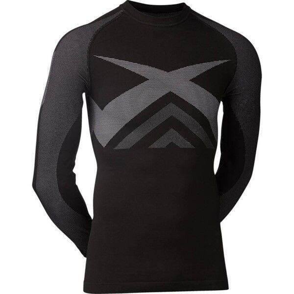 JBS Proactive Shirt Long Sleeve 429-14 - Black