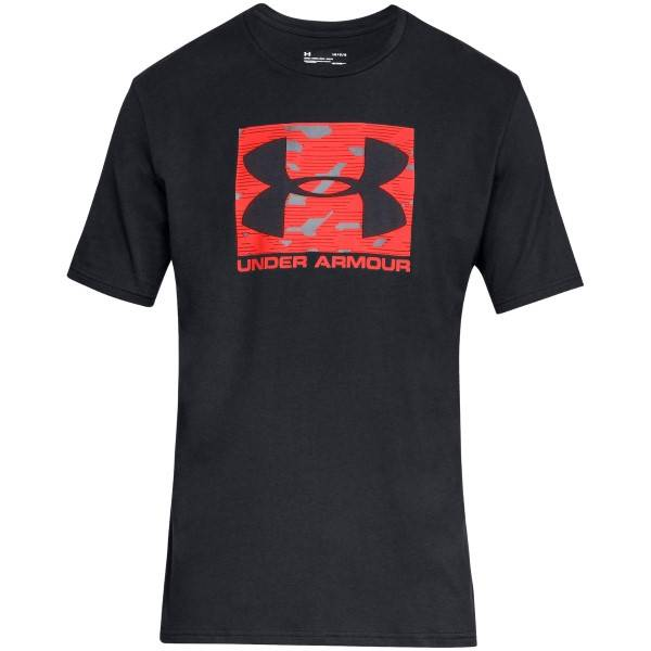 Under Armour Boxed Sportstyle T-shirt - Black * Kampanja *