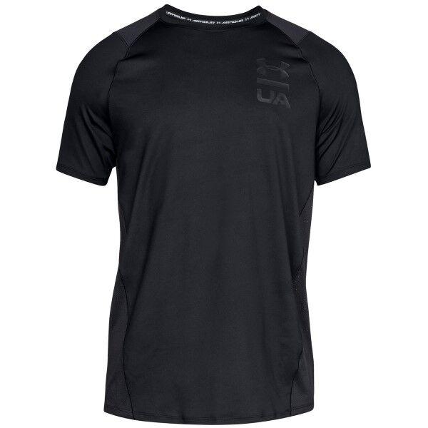 Under Armour MK-1 Logo Graphic Short Sleeve - Black