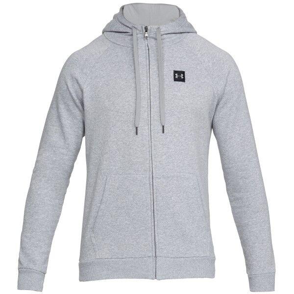 Under Armour Rival Fleece Full-Zip - Grey