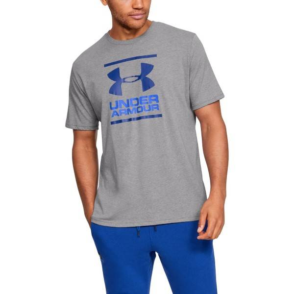 Image of Under Armour GL Foundation SS T - Light grey