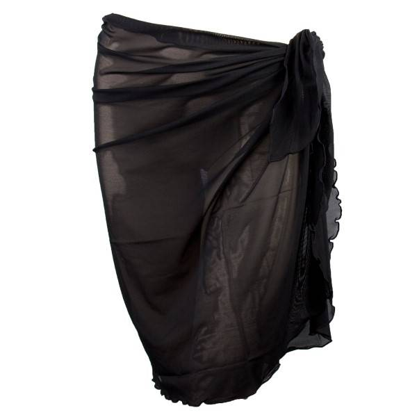 Damella 32137 Sarong - Black