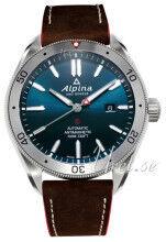 Alpina AL-525NS5AQ6 Alpiner Sininen/Nahka Ø44 mm AL-525NS5AQ6