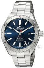Alpina AL-525NS5AQ6B Alpiner Sininen/Teräs Ø44 mm AL-525NS5AQ6B