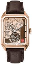 Bulova 97A135 Frank Lloyd Wright Punakultaa/Nahka 97A135