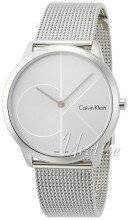 Calvin Klein K3M2112Z Minimal Hopea/Teräs Ø40 mm K3M2112Z