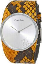 Calvin Klein K5V231Z6 Spellbound Hopea/Nahka Ø39 mm K5V231Z6