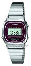 Image of Casio LA670WEA-4EF Casio Collection LCD/Teräs 30.3x24.6 mm LA670WEA-4EF