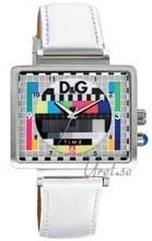 Dolce & Gabbana D&G DW0513 Medicine Man TV Test Card Dial Monivärinen/NNahka DW0513