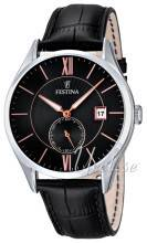 Festina F16872-4 Dress Musta/Nahka Ø42 mm F16872-4