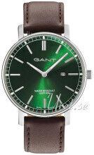 Gant GT006015 Nashville Vihreä/Nahka Ø42 mm GT006015