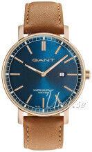 Gant GT006016 Nashville Sininen/Nahka Ø42 mm GT006016