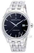 Hamilton H32451131 American Classic Jazzmaster Musta/Teräs Ø40 mm H32451131