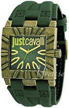Just Cavalli R7251585503 Timesquare Vihreä/Nahka R7251585503