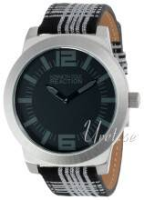 Kenneth Cole RK1286 Musta/Tekstiili Ø48 mm RK1286