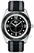Lacoste 2010575 Panama Musta/Tekstiili 2010575