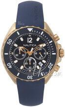 Nautica NAPNWP007 Newport Sininen/Kumi Ø47 mm NAPNWP007