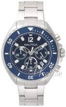 Nautica NAPNWP009 Newport Sininen/Teräs Ø47 mm NAPNWP009