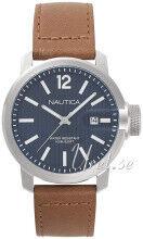 Nautica NAPSYD001 Sydney Sininen/Nahka Ø44 mm NAPSYD001