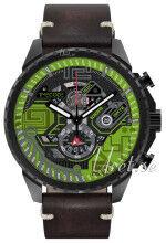 Timecode TC-1013-05 Atom Monivärinen/Nahka Ø50 mm TC-1013-05
